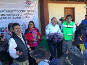 Atiende CEPCO a comunidades vulnerables por temporada invernal