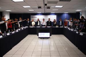 Instala Gobierno del Estado el Comité Estatal de Información Estadística y Geográfica de Oaxaca