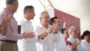 Díaz Ordaz, no quiso desarrollar Oaxaca; AMLO empieza a hacerlo: Alfredo Martínez de Aguilar