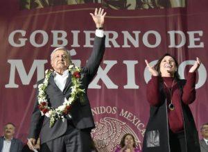 AMLO en Palacio Nacional 5.- Populismo neoliberal: Carlos Ramírez