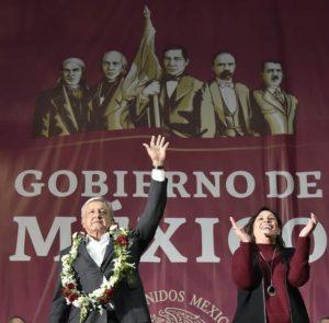 AMLO en Palacio Nacional 2.- Populismo o socialdemocracia: Carlos Ramírez