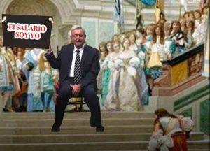 Disputa por salarios rompe orden Constitucional de división de poderes: Carlos Ramírez