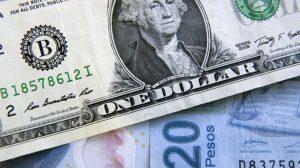 El dólar hoy ronda casi los 20 pesos