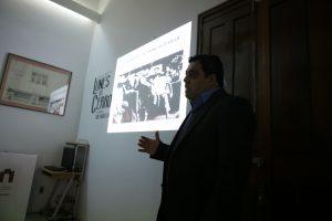 Comparten cómo era Oaxaca bajo la óptica de Taracena en 1923