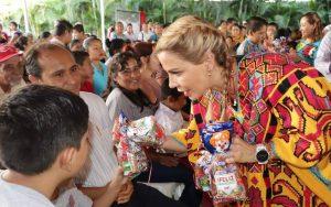DIF Estatal Oaxaca celebra posada de fin de año 2018