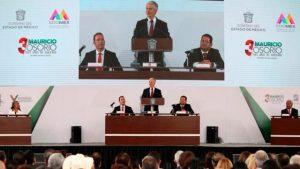 Alfredo del Mazo se reduce el sueldo para no ganar más que el presidente