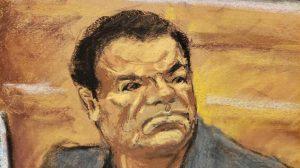 """Ellos son los cantantes cuyos nombres han salido en el juicio de """"El Chapo"""""""