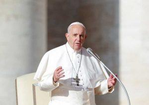 'La homosexualidad está de moda': papa Francisco
