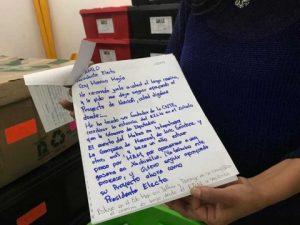 Resguardan en Palacio Nacional 30 mil peticiones hechas a López Obrador