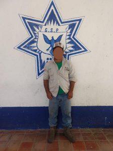 Recupera Policía Estatal motocicleta robada en Santo Domingo Ingenio