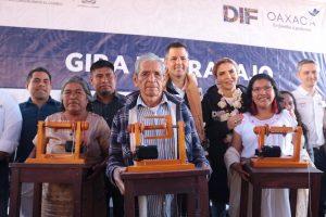 Emprende Gobierno de Oaxaca construcción del  primer Santuario de los Gusanos de Seda en México