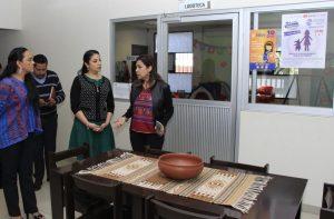 Acuerda Sedesoh y Cejum acciones para atención a mujeres víctimas de violencia de género