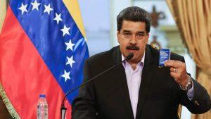 Maduro rechaza adelantar las elecciones presidenciales pese a la presión internacional
