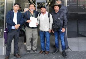 Denuncian a Quadri ante PGR por discriminación y daño moral