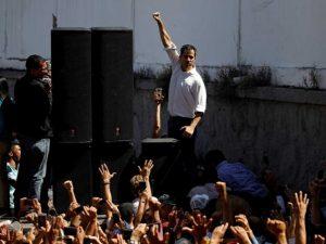Gobierno de Maduro se deslinda de arresto de líder opositor