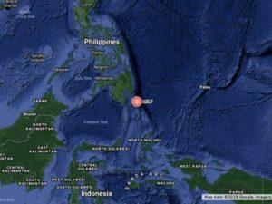 Terremoto de magnitud 5.9 sacude el sur de Filipinas