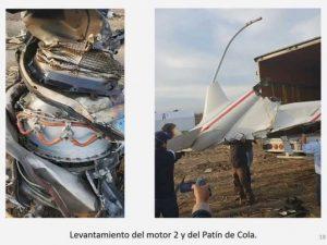 Analizan en el extranjero pruebas de accidente de Alonso y Moreno Valle