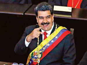 Maduro acepta diálogo; admite propuesta de México