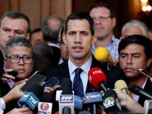 Tribunal Supremo congela cuentas bancarias de Juan Guaidó