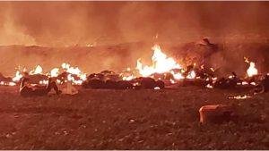 Reportan 20 muertos y 54 heridos tras explosión de toma clandestina en Tlahuelilpan