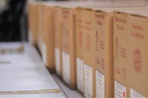 Más de 10 mil archivos estabilizados y resguardados por el AGEO