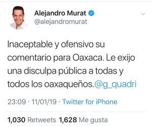 Quadri o la serpiente que se mordió la cola: Alfredo Martínez de Aguilar