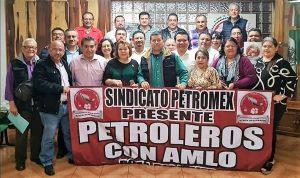 Nuevo Paradigma Sindical, fin a corrupción en Pemex: Alfredo Martínez de Aguilar