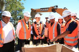 Con una inversión histórica de 14 MDP, inicia Ivette Morán de Murat construcción del Santuario del Gusano de Seda, único en México