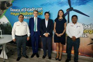 Encabezan encuentro Semaedeso y la Agencia Británica Carbon Trust