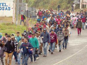Mil elementos resguardan frontera con Guatemala