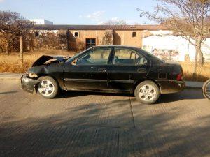Recupera Policía Estatal un vehículo robado horas antes