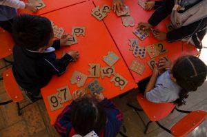 Desarrolla aprendizajes significativos en niños y niñas el nivel preescolar: IEEPO