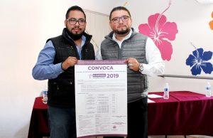 Invita Ayuntamiento de Oaxaca a participar en la Olimpiada Municipal 2019