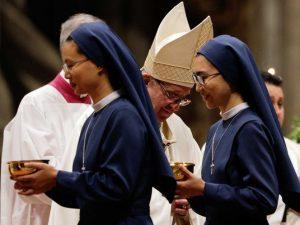 Admite papa Francisco que curas y obispos abusan de monjas