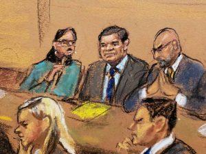 Declaran culpable a 'El Chapo' Guzmán en EU