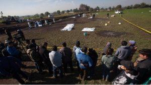 Aumentan a 127 los muertos por explosión en toma clandestina de Tlahuelilpan