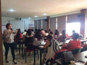 Capacita SMO a encargadas de Instancias Municipales de las Mujeres