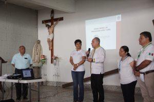 Inicia CEPCO curso para implementar    planes de emergencia en iglesias y centros religiosos