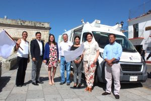 Municipio capitalino y Coesida unen esfuerzos en la prevención y detección oportuna del VIH