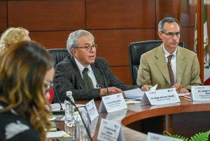 Participa titular de los SSO en Consejo Nacional de Salud