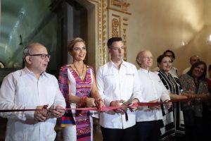 Reconoce Alejandro Murat aportación del INAH en la preservación del patrimonio cultural