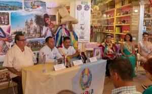 Invita Sectur Oaxaca al Carnaval Putleco 2019