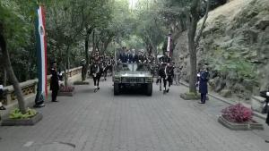 Seguridad: AMLO, Guardia, sociedad, comandante supremo, lealtad, Estado: Carlos Ramírez