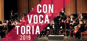 Invita Seculta a músicos para ser parte de la Orquesta Sinfónica 2019