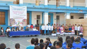 Reconoce IEEPO labor de docentes que fomentan   la preservación de las lenguas maternas