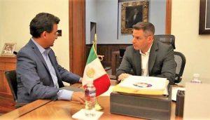 ¿A quién estorba Murat y el Fiscal Vasconcelos?: Alfredo Martínez de Aguilar