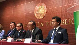 Fortalece Fiscal, federalismo en la procuración de justicia: Alfredo Martínez de Aguilar