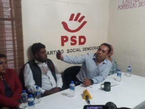 Se retracta MAPEMO de acuerdos; acudirá a PGR a interponer denuncia por secuestro