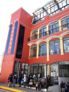 Dictamen del edificio de Micaela Galindo:  Horacio Corro Espinosa
