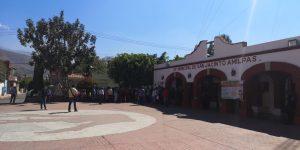 Denunciará presidenta  a regidoras de San Jacinto Amilpas ante toma de Palacio Municipal